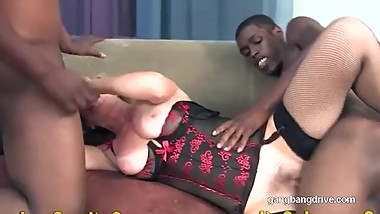 Mature And Teenager Are Gangbanged By 12 Guys