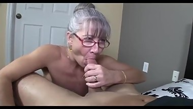 BlowJob, Handjob from Mature