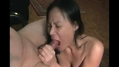 Homemade amateur wives blowjob mix