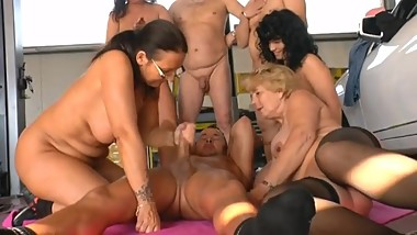 MATURE SEX, GERDA BARBARA ETC.