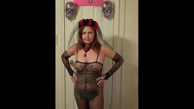 Redhot Redhead Show 10-23-2017 Pt. 3 (Lingerie Photoshoot)