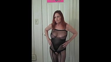 Redhot Redhead Show 10-13-2017 Pt. 3 (Lingerie Photoshoot)