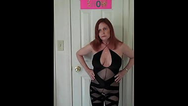 Redhot Redhead Show 10-9-2017 Pt. 2 (Lingerie Photoshoot)