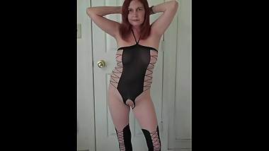 Redhot Redhead Show 10-9-2017 Pt. 1 (Lingerie Photoshoot)