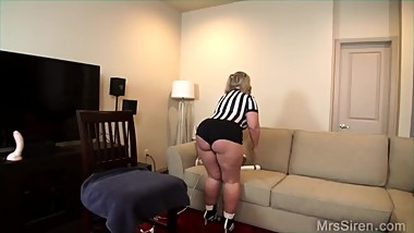 Your Mom Dee Siren Blowbangs Sperm Tits
