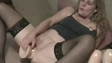 Me Annet 54 loves huge anal toys