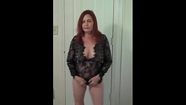Redhot Redhead Show 9-17-2017 Pt. 1 (Lingerie Photoshoot)