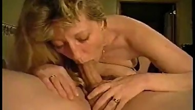 My cum slurping wife Anita 49 years old
