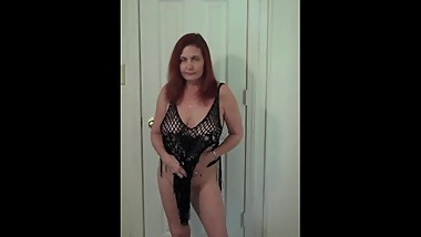 Redhot Redhead Show 9-5-2017 Pt. 3 (Lingerie Photoshoot)