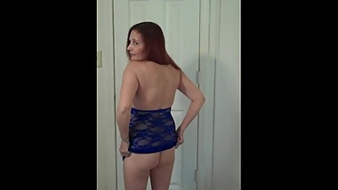 Redhot Redhead Show 9-5-2017 Pt. 2 (Lingerie Photoshoot)