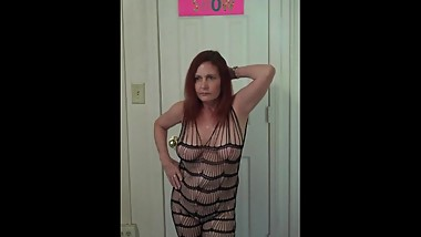 Redhot Redhead Show 9-5-2017 Pt. 1 (Lingerie Photoshoot)