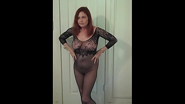 Redhot Redhead Show 9-3-2017 Pt. 2 (Lingerie Photoshoot)