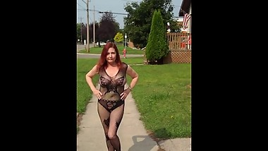 Redhot Redhead Show 8-20-2017 Pt. 3 (caught in public)