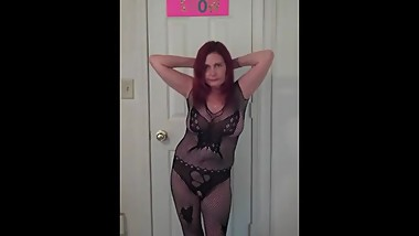 Redhot Redhead Show 8-20-2017 Pt. 2 (Lingerie Photoshoot)