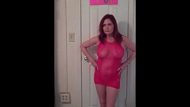 Redhot Redhead Show 8-18-2017 Pt. 3 (Lingerie Photoshoot)