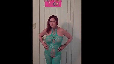 Redhot Redhead Show 8-18-2017 Pt. 1 (Lingerie Photoshoot).