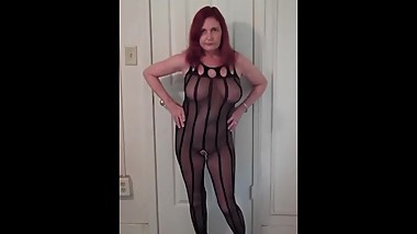 Redhot Redhead Show 8-13-2017 Pt. 2 (Lingerie Photoshoot)