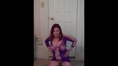 Redhot Redhead Show 8-13-2017 Pt. 1 (Lingerie Photoshoot)