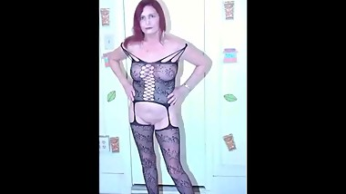 Redhot Redhead Show 7-30-2017 Pt. 2 (Lingerie Photoshoot)