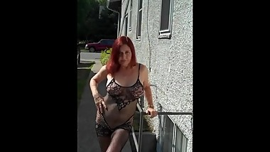 Redhot Redhead Show 7-28-2017 Pt. 3 (Caught In Public Yet Again)