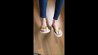 Luisa´s cute Feet