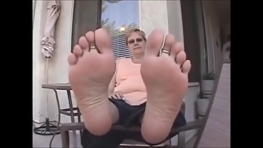 Southern Mature Soles Feet - 51 Years Old