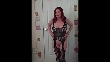 Redhot Redhead Show 7-21-2017 (Lingerie Photoshoot Pt 2)