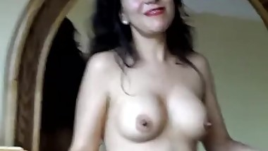 Indian MILF with neighbor boy