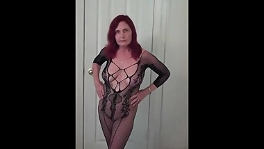 Redhot Redhead Show 7-7-2017 (Lingerie Photoshoot Pt 1)