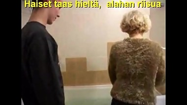 Slideshow with Finnish Captions: Mom Jefimija 2