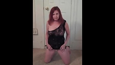 Redhot Redhead Show 6-29-2017 (Lingerie Photoshoot Pt 1)
