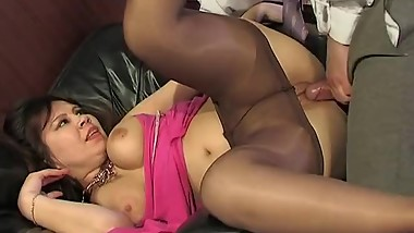 Mature Pantyhose #38