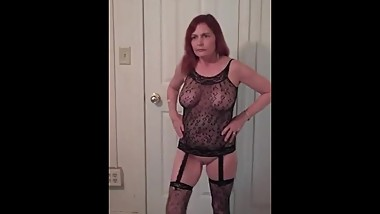 Redhot Redhead Show 6-28-2017 (Lingerie Photoshoot Pt 1)