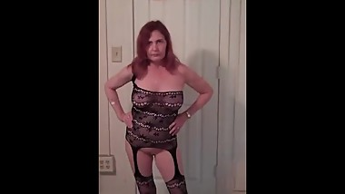 Redhot Redhead Show 6-28-2017 (Lingerie Photoshoot Pt 2)