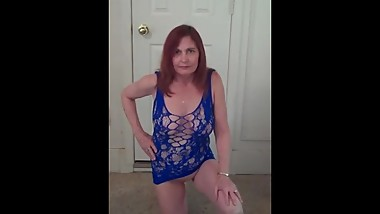 Redhot Redhead Show 6-25-2017 (Lingerie Photoshoot Pt 1)
