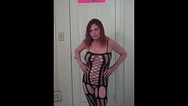 Redhot Redhead Show 6-25-2017 (Lingerie Photoshoot Pt 2)