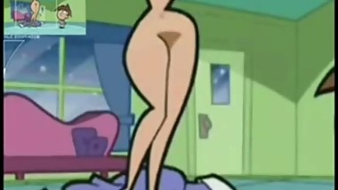SEXY HOT NUDE MATURE MILF MON OF TIMMY TURNER CARTOON