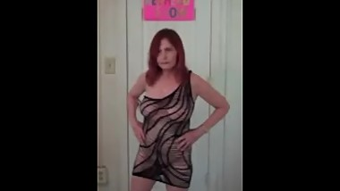 Redhot Redhead Show 6-11-2017 (Lingerie Photoshoot Part 2)
