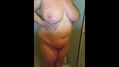 Tits Shower