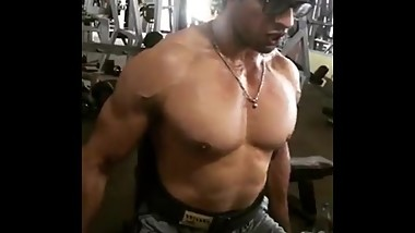 Indian Beast Ishan Fucking Hot Body