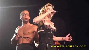 Madonna Fully Naked Celeb Tits Snatch & Ass Ultimate Compilation